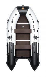 Лодка ПВХ Ривьера 3600 СК (МАКСИМА) надувная под мотор